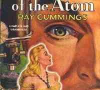 La chica del átomo dorado, Ray Cummings