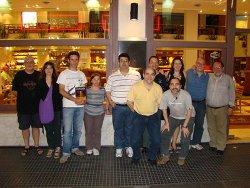Parte del grupo que participó o colaboró con Cuásar para el número  50