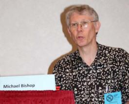 ¿Un posible seudónimo de Michael Bishop?
