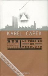 La fábrica de Absoluto, de Karel Capek