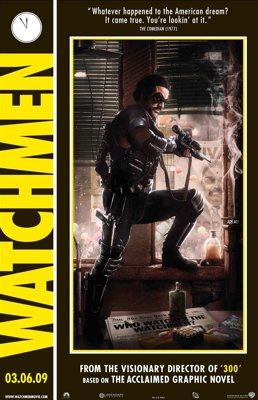 Watchmen, de Zack Snyder