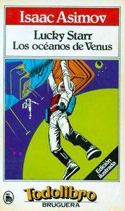 Lucky Starr, el ranger del espacio, de Isaac Asimov