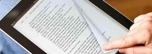 El libro electrónico en la actualidad (una reflexión personal)